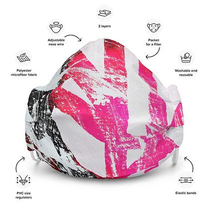 Face mask stripes