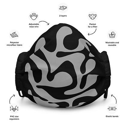 Face mask Grow / Grey