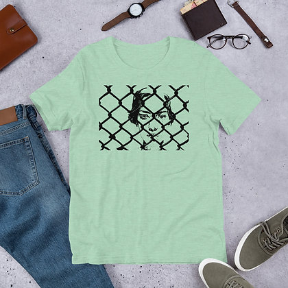 Short-Sleeve Unisex T-Shirt Looking out