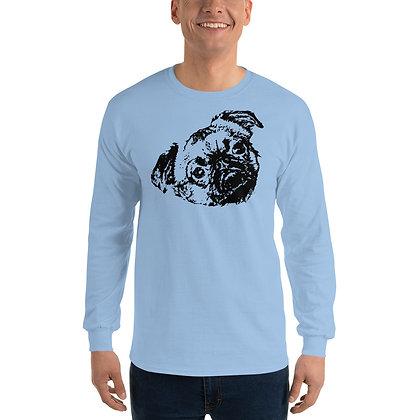 Men's Long Sleeve Shirt Griffon petit brabancon 2