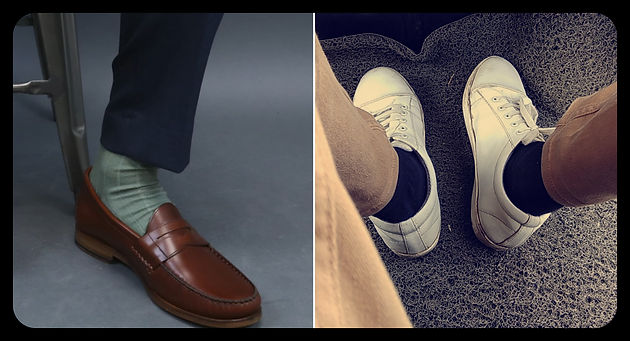 Game of socks | Home | The Dapper Deets