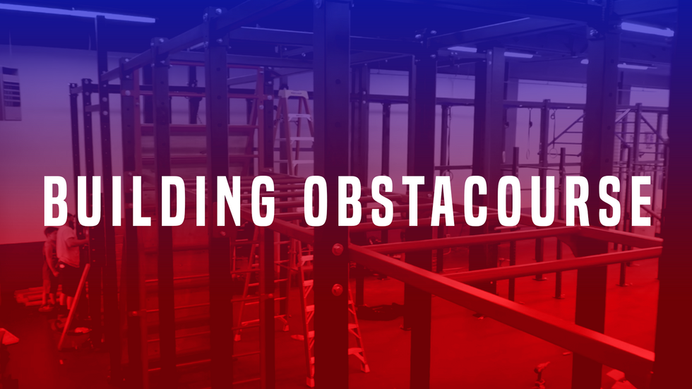Building ObstaCourse