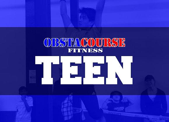 Monthly Teen Fit Membership