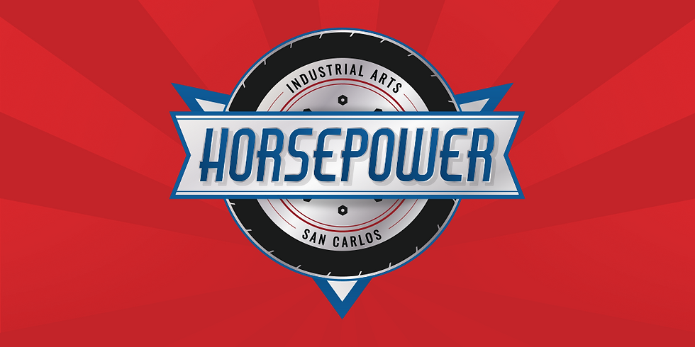 Industrial Arts Horsepower: Car Show & Street Fair