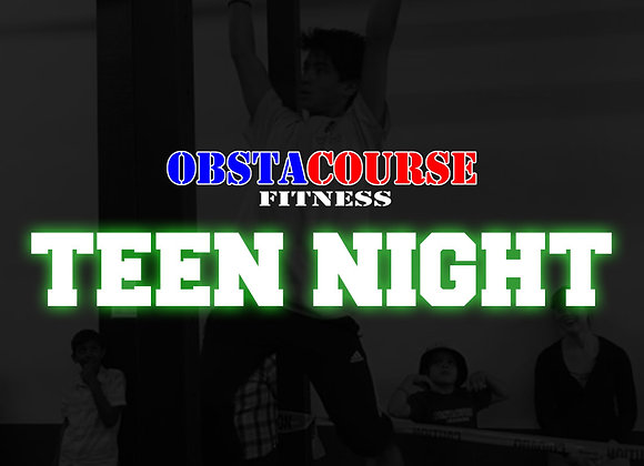 Teen Night Session