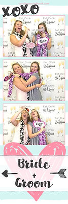 bridal show best photo booth charlotte h