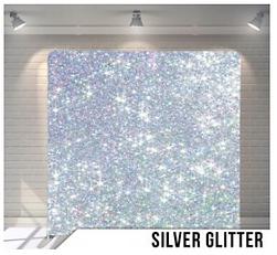 Silver Glitter Beach Charlotte Fun Photo