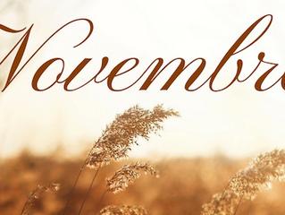 Un horoscope novembre tourné vers l'action