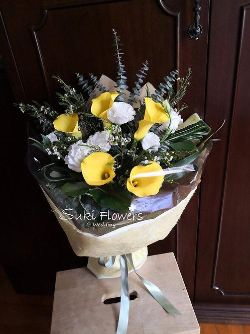 馬碲蘭鮮花花束