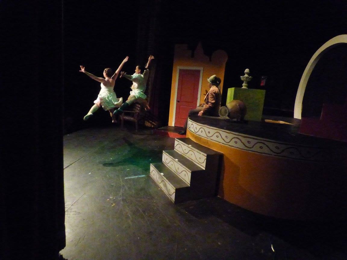 Pygmalion & Galatea Ballet