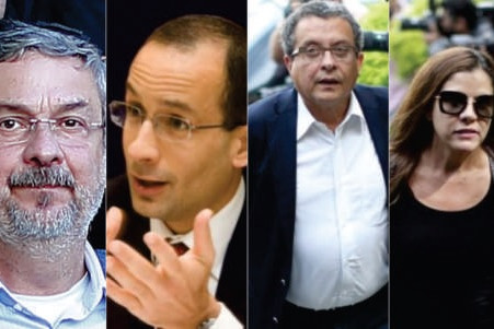 Polícia Federal indicia Palocci, Odebrecht, João Santana e Mônica Moura por corrupção!!!