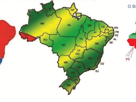 Brasil quase curado!!!