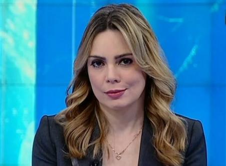 A JORNALISTA RACHEL SHEHERAZADE FOI DISPENSADA DO SBT POR E-MAIL