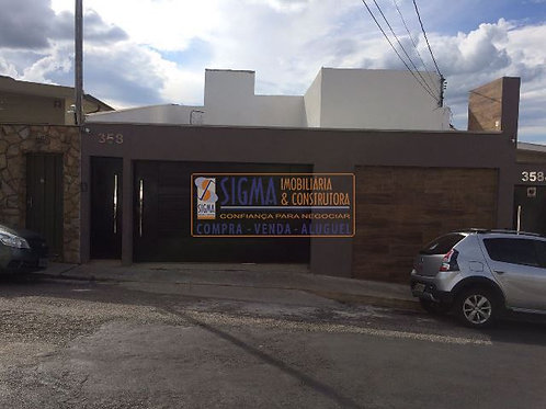 Casa Vila Pinto em Varginha - 1.000.000,00
