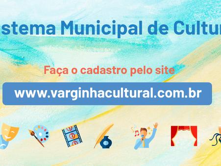 Cadastro no Sistema Municipal de Cultura de Varginha é reaberto