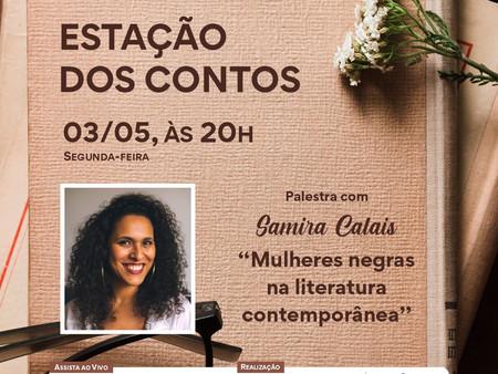 Fundação Cultural lança antologia Estação dos Contos