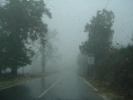 Risco de temporais no Sul de Minas