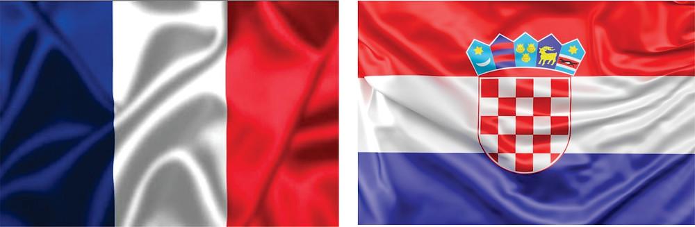 França x Croácia