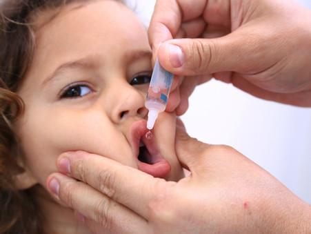 Prorrogadas as Campanhas Nacionais de Multivacinação, Vacinação contra o Sarampo e contra a Poliomie