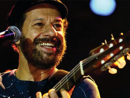Show com o cantor João Bosco em Varginha no Teatro Capitólio