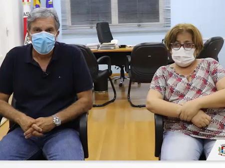 PREFEITO DE POUSO ALEGRE FECHA CIDADE E COMÉRCIO É ATINGIDO PELO AUMENTO DE INFECTADOS DO COVID-19