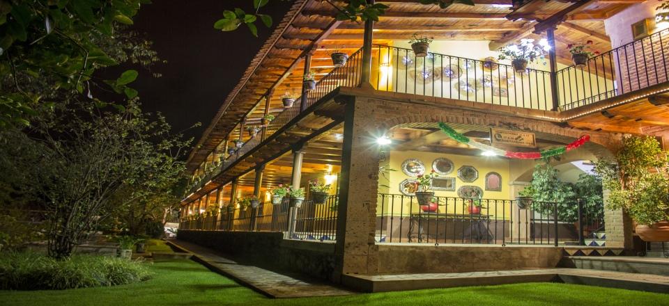 Huerta Real Hotel
