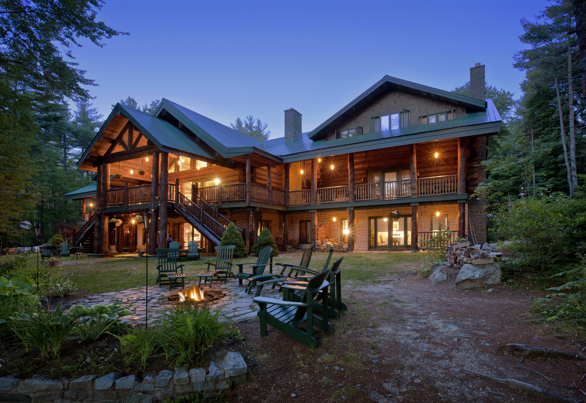 Trout Point Lodge *****