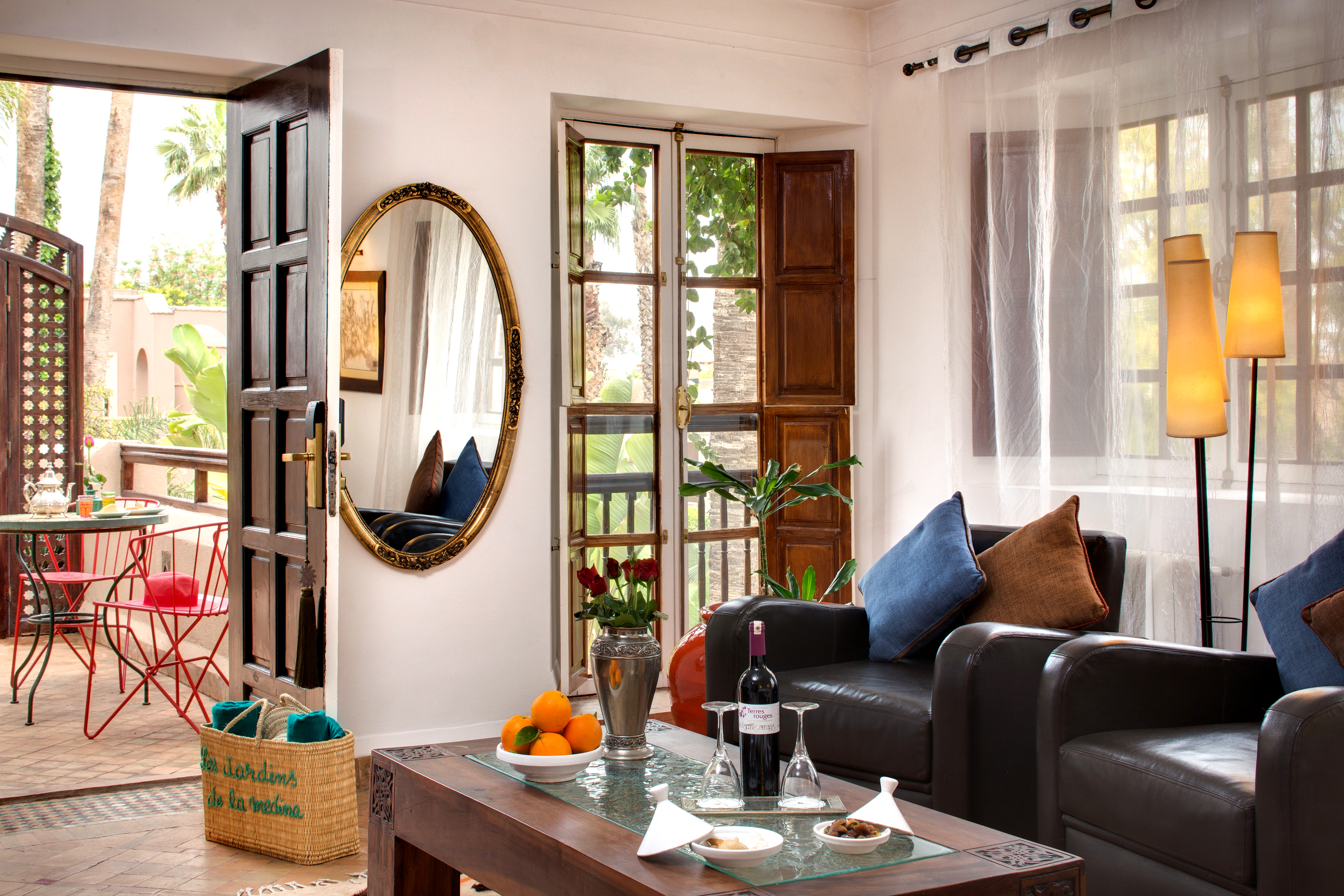 2-Sultane terrasse et salon