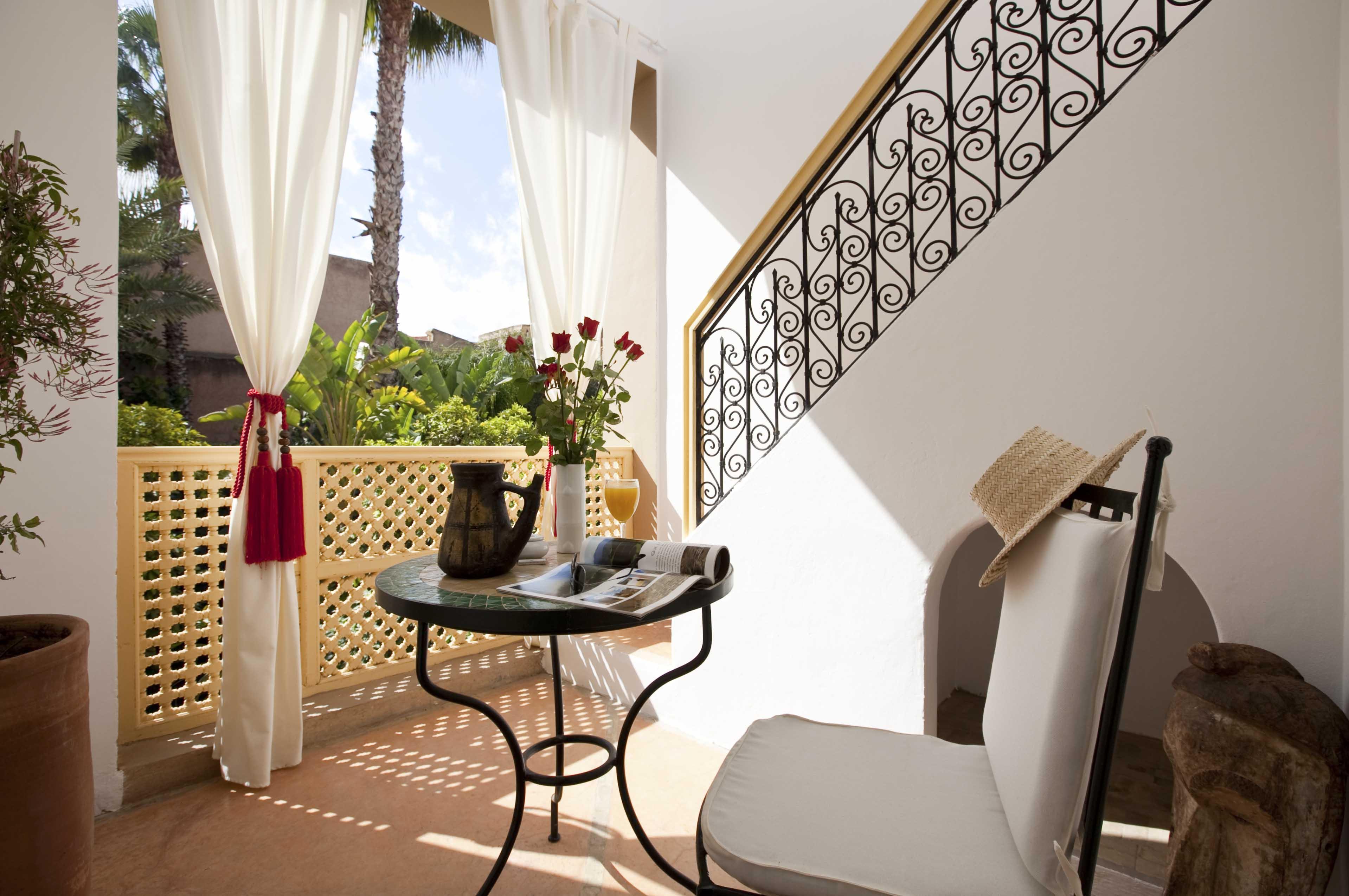 Chambre Solarium- terrasse