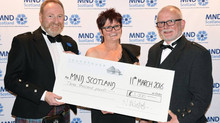 MND Cornflower Ball, Scotland