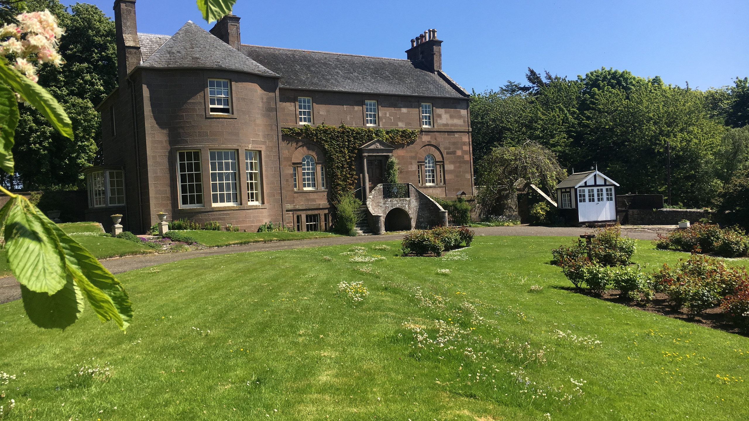 Kirkside House, St Cyrus