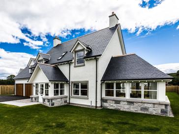 Durward Gardens, Kincardine O'Neil, Aberdeenshire