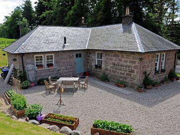 Fasque & Glen Dye, Banchory, Aberdeenshire