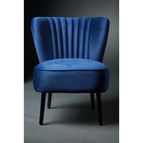 Chair Retro, blue