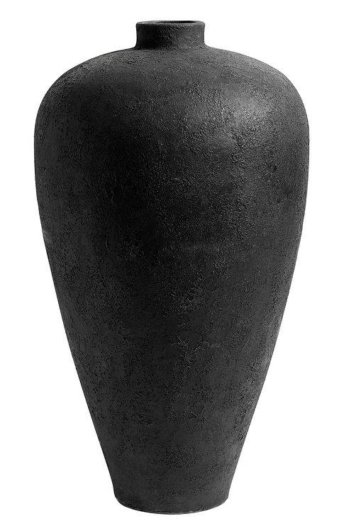 Vase Ton Schwarz