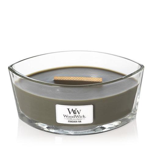 WoodWick® Frasier Fir Kerzenglas mit Knisterdocht