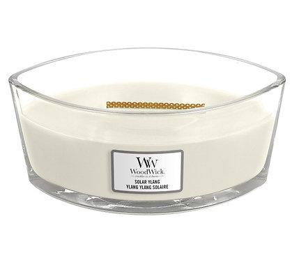 WoodWick® Solar Ylang Kerzenglas mit Knisterdocht
