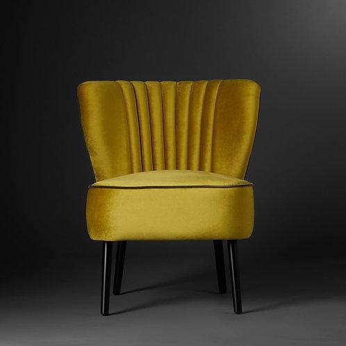 Chair Retro, gold