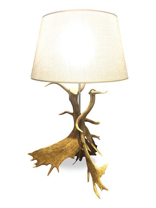 Tischlampe Damhirsch