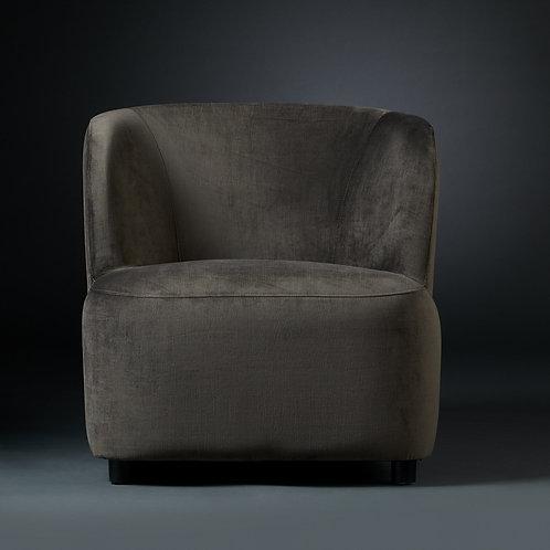 Club Chair Hampton, graphite