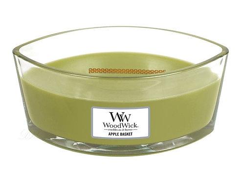 WoodWick® Apple Basket Kerzenglas mit Knisterdocht