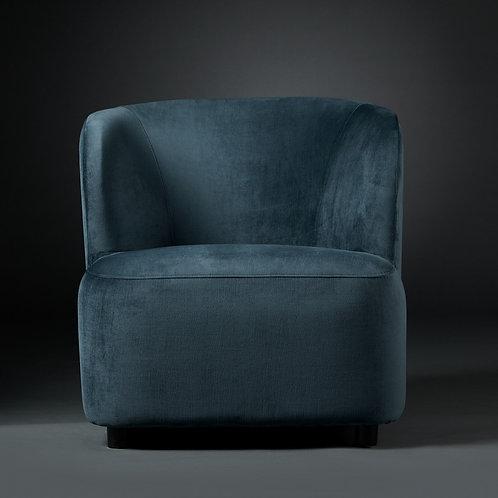 Club Chair Hampton, oceanblue