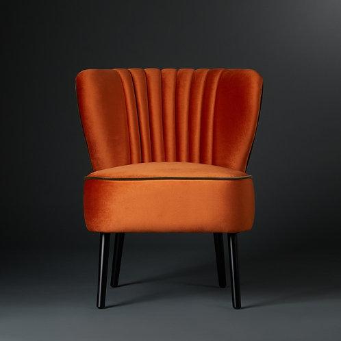 Chair Retro, orange