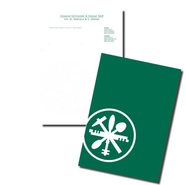 Logo, Briefbogen