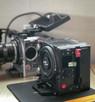 Cinema camera bodies