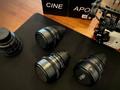 new lens set_ APO hyperprime FF lens set