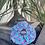 Thumbnail: Pink rose scrunchie