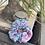 Thumbnail: Blue ocean scrunchie ~~