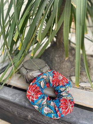 Wildflower scrunchie