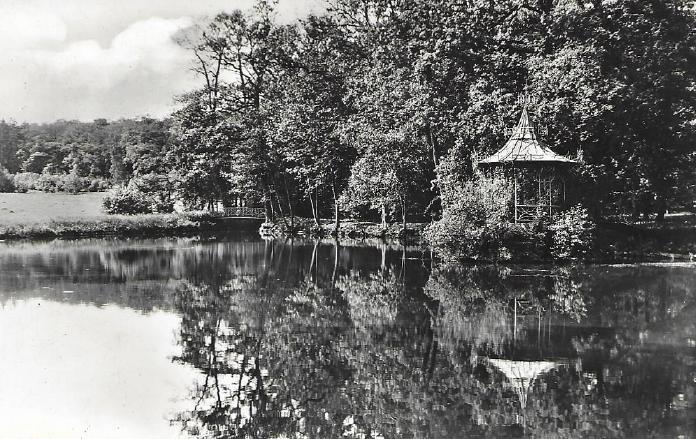 Kiosque du Parc de Bétange